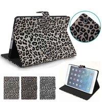 Leopard Leather Case for iPad Mini 1/2/3,for ipad case