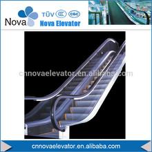 Commercial Automatic Escalator, Anti-sliding Floor Escalator for Mall, Nova Escalator