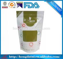 Food pouch tea bag/tea pouch aluminum foil lined plastic bag