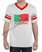 wholesale hot selling men Promotional custom t-shirts