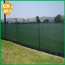 plastic dog/basketball/green garden fence netting