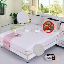Waterproof hospital mattress cover