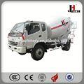 2015 pequeno foton caminhão betoneira preço