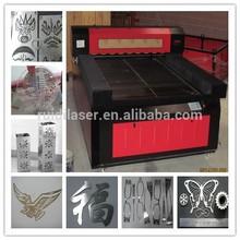 Guangzhou alta qualidade 150w usada de corte a laser máquina de corte de aço 1390/1325m melhor preço para venda