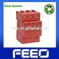 20-40ka 2p de protección contra sobretensiones dispositivo de energía solar