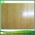 China fabricante de alto brilho piso laminado Made in China