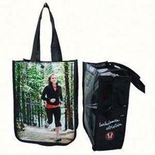 New advertising non woven lamination tote shopping bag