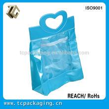 TC14045 plastic vinyl cosmetic bags Promotion