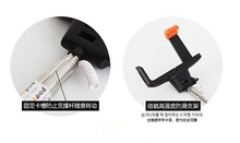 Hot Z07-7 Buit-in Shutter Audio Cable Connect 2in1 Monopod Handheld Extendable With For iPhone Samsung Huawei Lenovo HTC LG