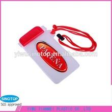 Cheap price pvc waterproof bag for mobile phone
