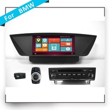 Navigation for bmw x1 gps dvd player with wifi / 8 inch touch screen gps for bmw x1 dvd