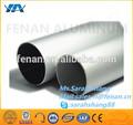 Chino de alta calidad de gran diámetro de aluminio perfil de extrusión de aluminio precio por kilo/anodizado tubos de aluminio