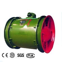 2012 YBT Series Coal Mine Ventilation Fan From Manufactory
