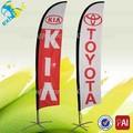 boa qualidade personalizado publicidade bandeira do biquíni