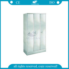 AG-SS002 Stainless Steel 3-door medical cupboard