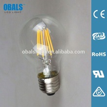 Factory Supply! Filament Dimmable 6w sunrise led bulb