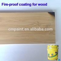 Flame retardant agaent- Clear liquid odorless anti fire paint fire retardant varnish fire retardant for wood