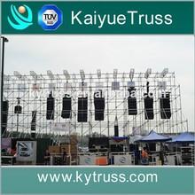 layer truss, scaffolding truss, line array truss system