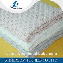 resistente ad alta fine realizzate in fabbrica ampiamente usato maglia coperta patchwork bambino