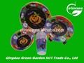 Usa e getta personalizzato stampato piatto di carta e coppe, partito set