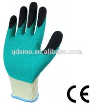 rubber work glove scrubber made in china