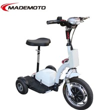 500w new cheap 3 wheel three wheel electric scooter
