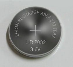 lir2032 OEM/ODM battery factory for lir coin batterys lir2450 lir2025