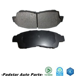 stamp hole back plate car parts brake pads buy direct from china manufacturer