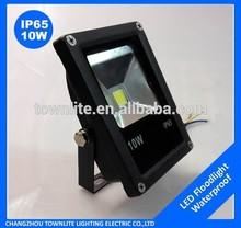 10W LED Flood Lights 100W Halogen Bulbs Equiv Daylight White Security Lights