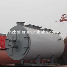Large capacity bulk loading WNS gas steam boiler