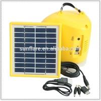 solar cell lamp