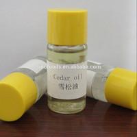 cedar oil high qualiy cedar seeds oil