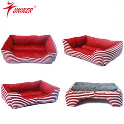 red streak pet bed mat,dog kennel