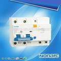 Nocle- 125 electromagnética interruptor de circuito, n 3p interruptor diferencial