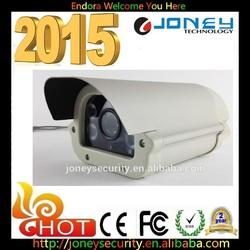 JONEY Intelligent high resolution White LED car number plate capture camera
