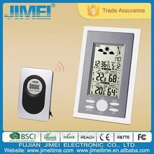 Wireless Weather Station LCD DIGITAL Clock