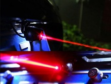 tuning light car auto laser fog light