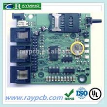 PCB/PCBA/SMT/DIP/PTH high precision SMT pcb assembly