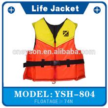personalized thin foam life jacket vest