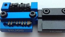 Hot selling HU66 Manual cutting key machine clamp for VW, Audi, Bentley, Porsche, Skoda keys