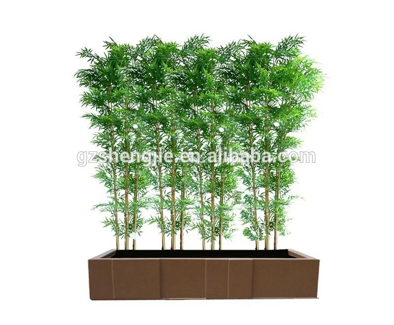Guangzhou m 131 kunstmatige bamboe nep bamboe hek kunstmatige bomen product id 60145650251 dutch - Bamboe hek ...