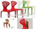 hot vente mode chaise de jardin en plastique