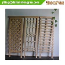 Garden Decorative Wooden Lattice Fence