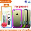 Mobile Phone Accessories Factory In China Tpu Accessories Bicolor Round Edge Bumper Blu Phone Case