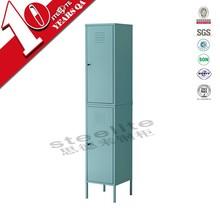 Kids metal locker room furniture / ikea storage cabinets metal locker