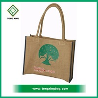 Low price custom small jute bag