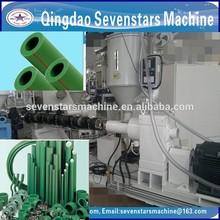 Standard GBT 13663-2000 plastic pipe extrusion machine