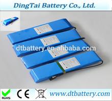 high capacity 7000mah 7.4v li-polymer battery