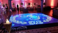 high quality led video sex display dancing floor screen use