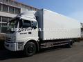 multifuncional caminhão de fibra de vidro caixa com certificado do ce